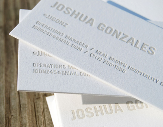 Neil Brown Hospitality Group Lovely Stationery