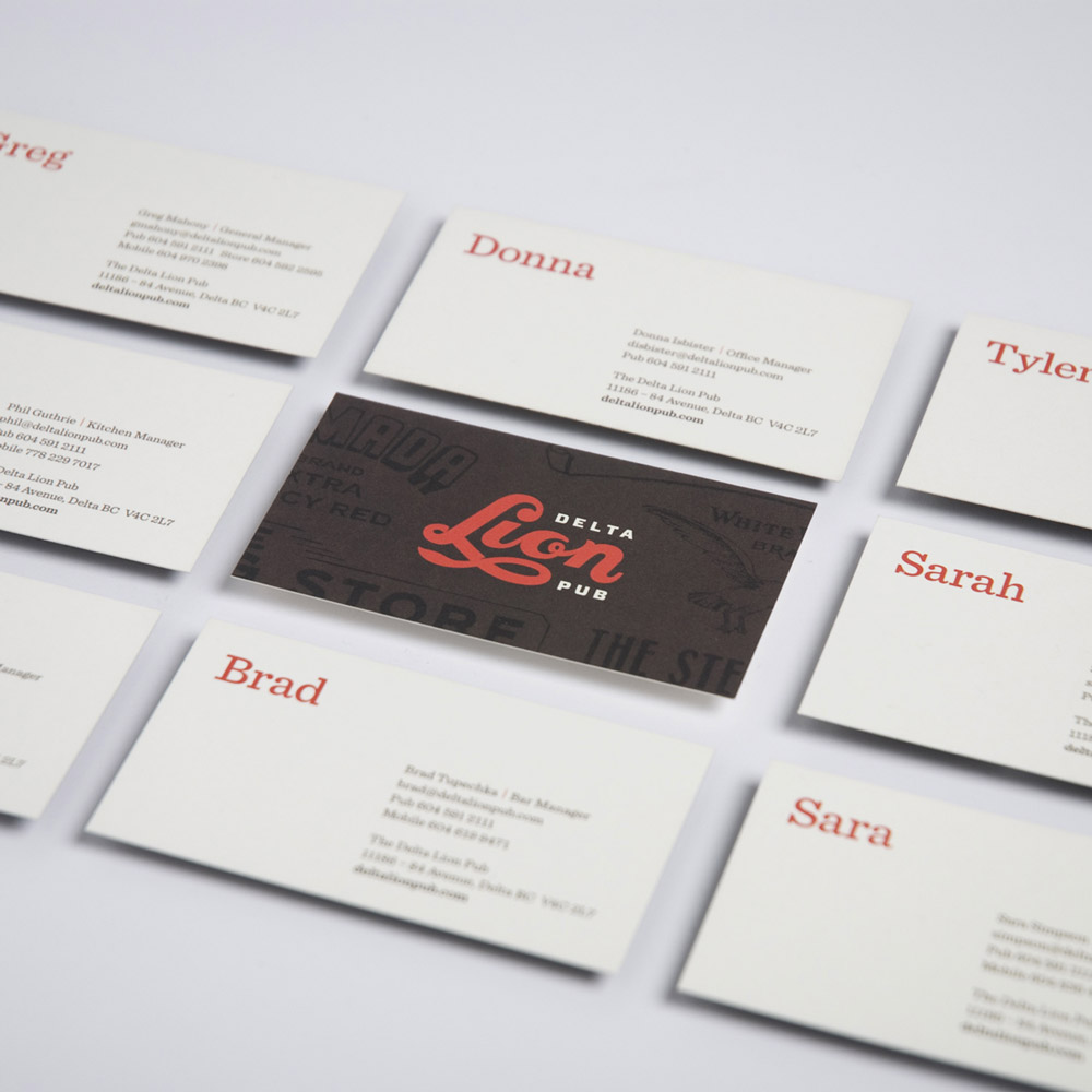 Delta Lion Pub : Lovely Stationery . Curating the very best of ...