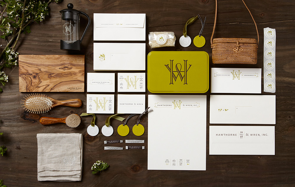 Design By: Letterhead : Lovely Stationery . Curating The Very Best Of