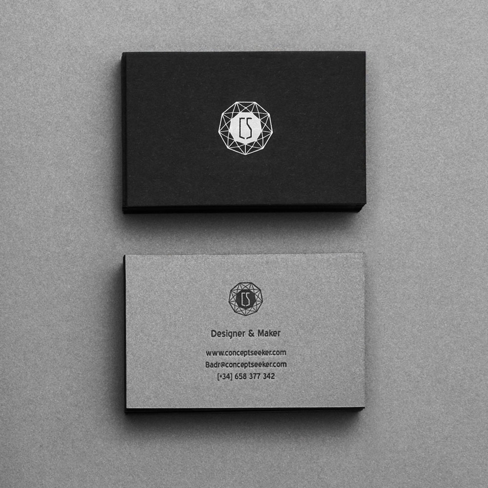 Business card lovely stationery curating the very best of conceptseeker reheart Choice Image