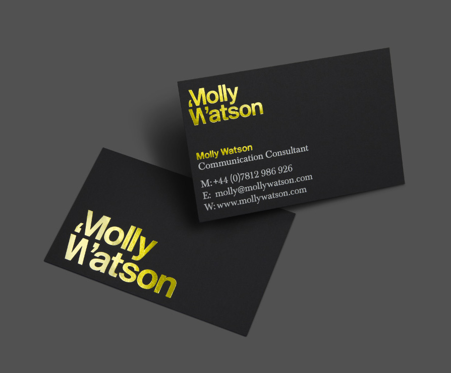 Business Card Lovely Stationery Curating The Very Best Of